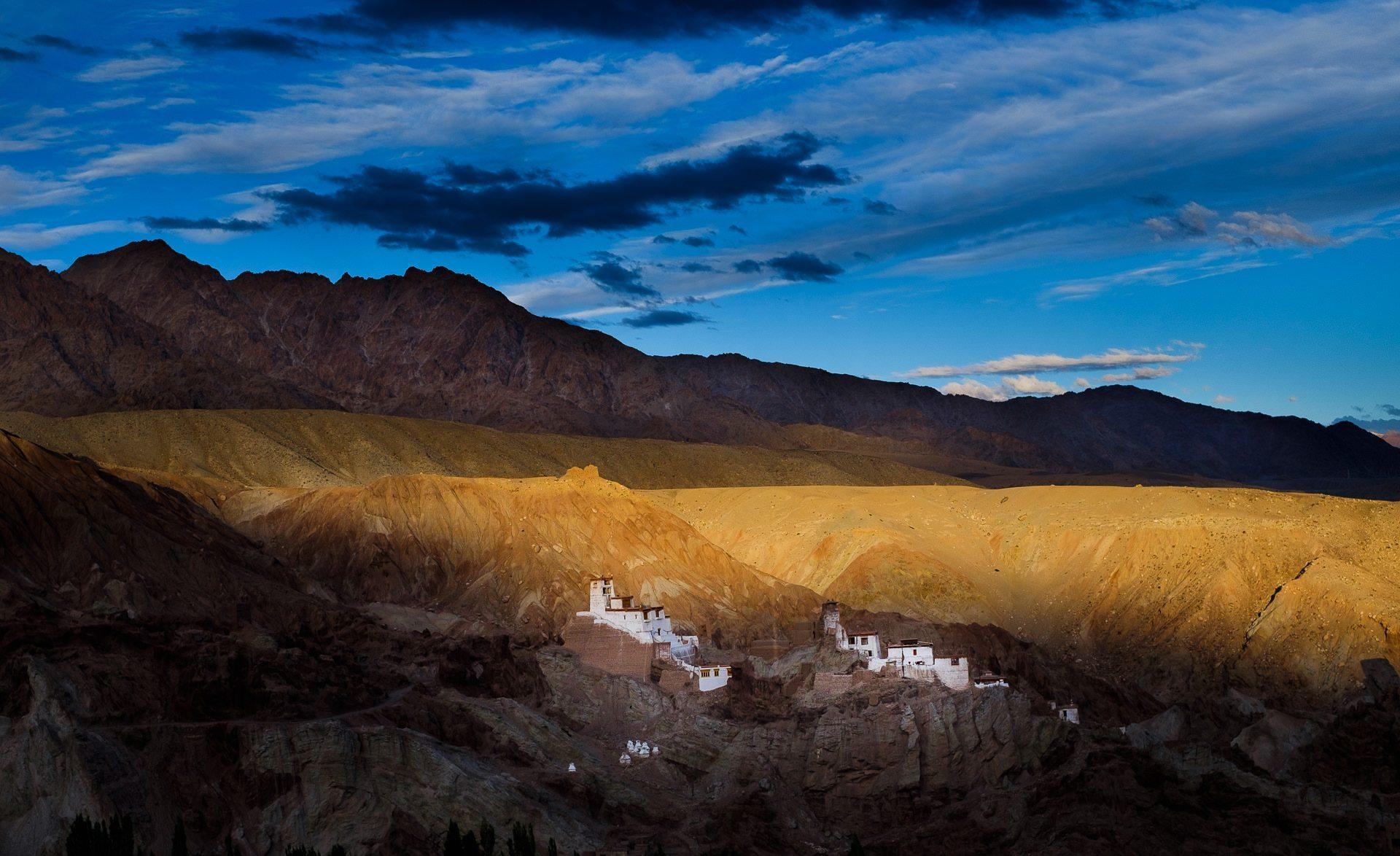 Ladakh Monastery