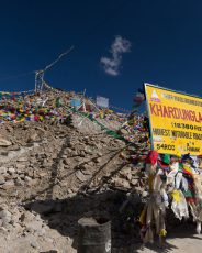 Khardung La summit , Ladakh © Hamish Scott-Brown