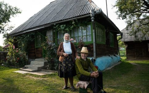 Traditional Wooden House Romania