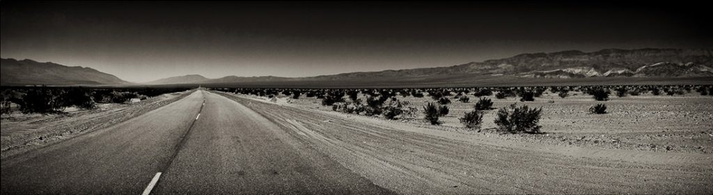 desert road california ©Hamish Scott-Brown