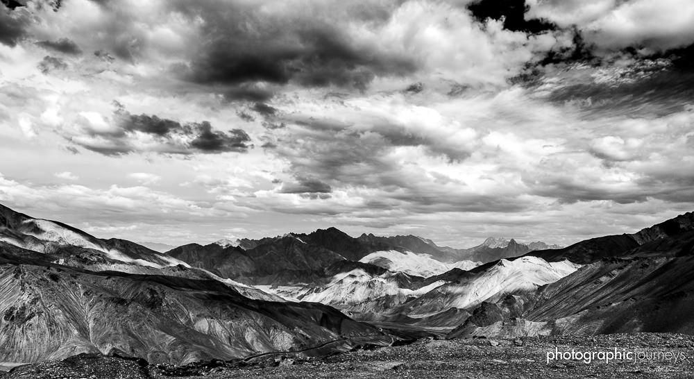 mountain landscape in ladakh ©Hamish Scott-Brown