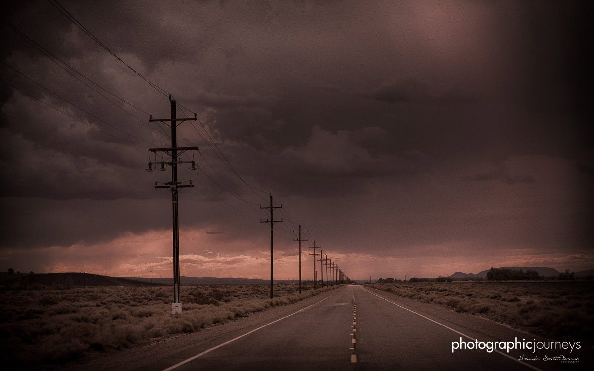 Historic Highway Route 66 ©Hamish Scott-Brown