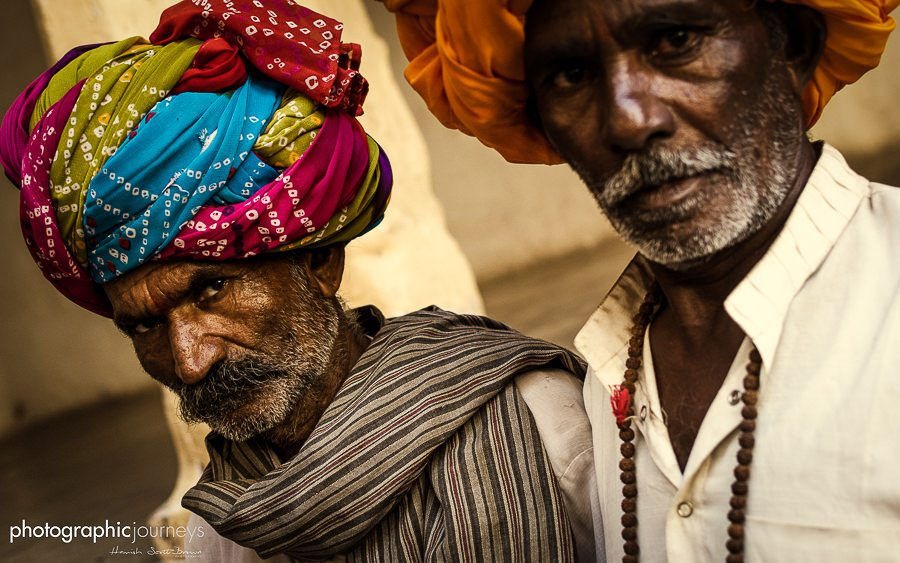 turban workers in jodhpur © Hamish Scott-Brown
